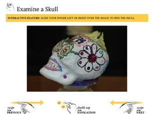Day of the Dead Skull App
