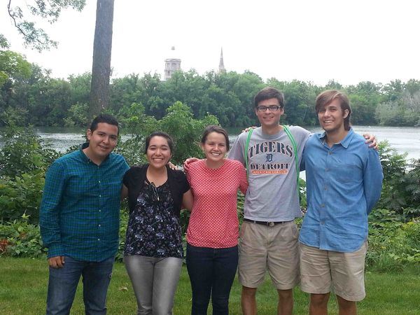 CCLIP Chicago 2014 Interns