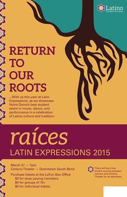Latin Expressions 2015