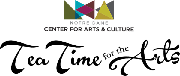 NDCAC Tea Time for the Arts logo
