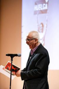 Poet Laureate Juan Felipe Herrera at Poets Unite