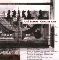 Cuban artist Jose Bernal collection at the Julian Samora Library at Notre Dame