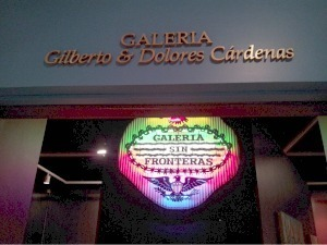 Galeria Gilberto and Dolores Cardenas at the National Museum of Mexican Art in Chicago