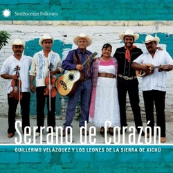 Serrano de Corazon Album Cover