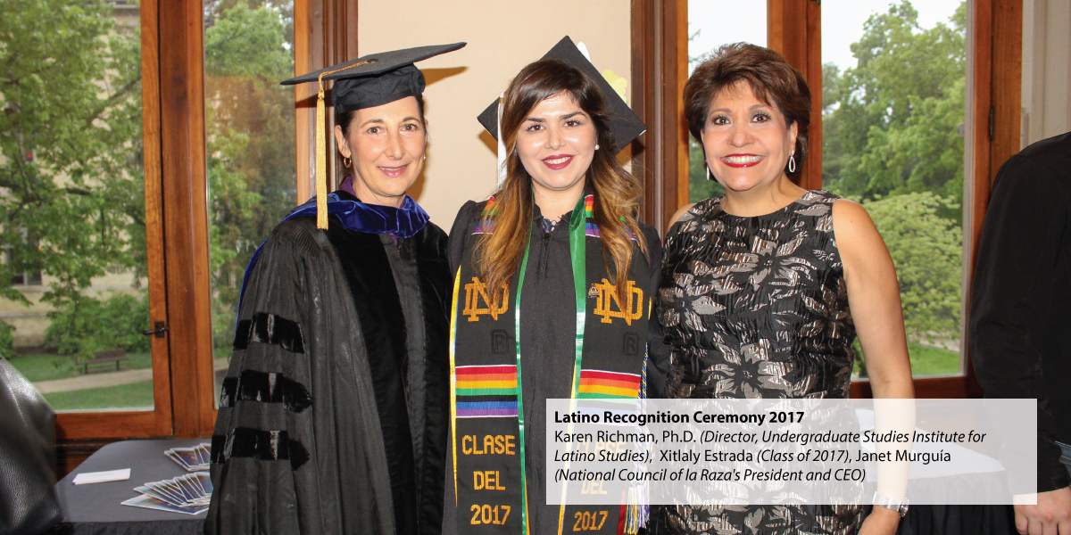 Latino Recognition Ceremony
