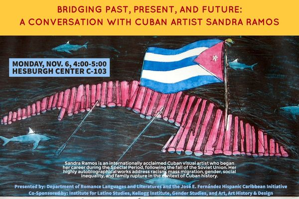 Sandra Ramos Poster