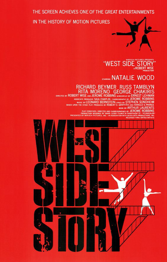 West Side Story Movie 1961