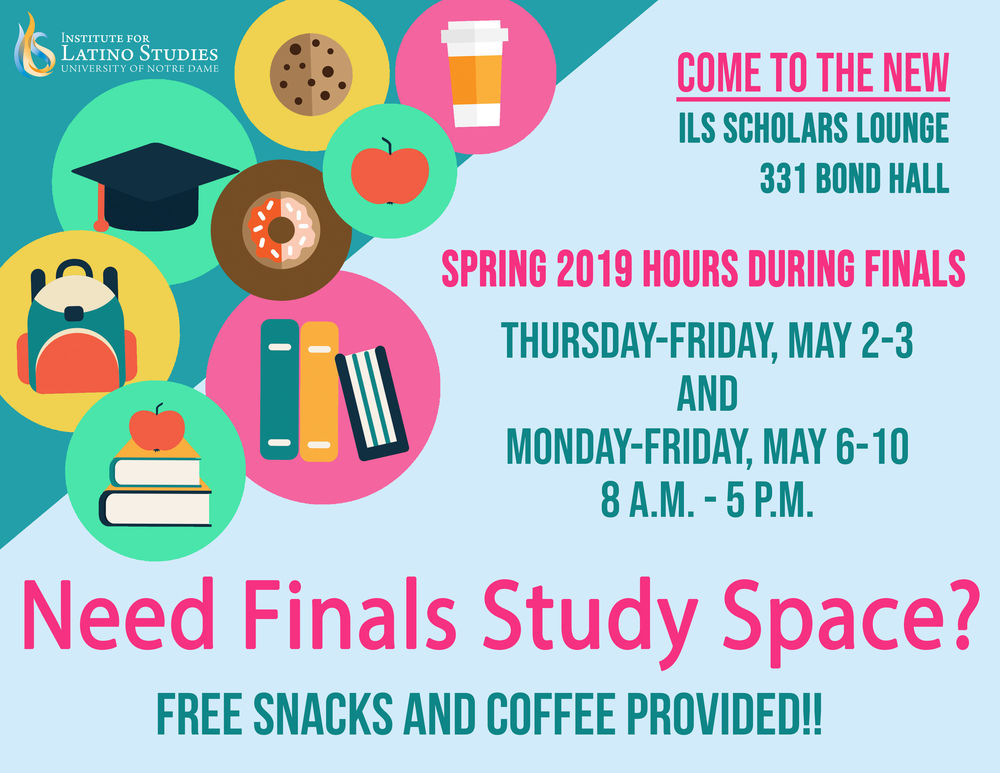 Studyhoursspring2019 Updated