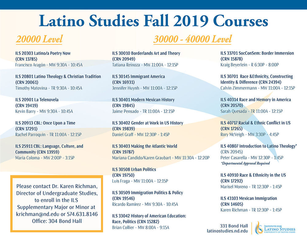 Lsfall2019 Courses