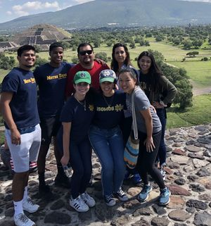 Kelly In Teotihuacan Mexico With Scholars 8 2019
