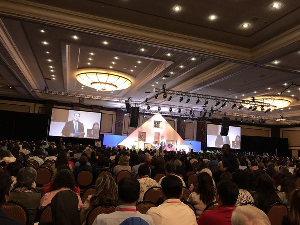 Over 3000 Hispanic Ministry Leaders From Across The Country Participated